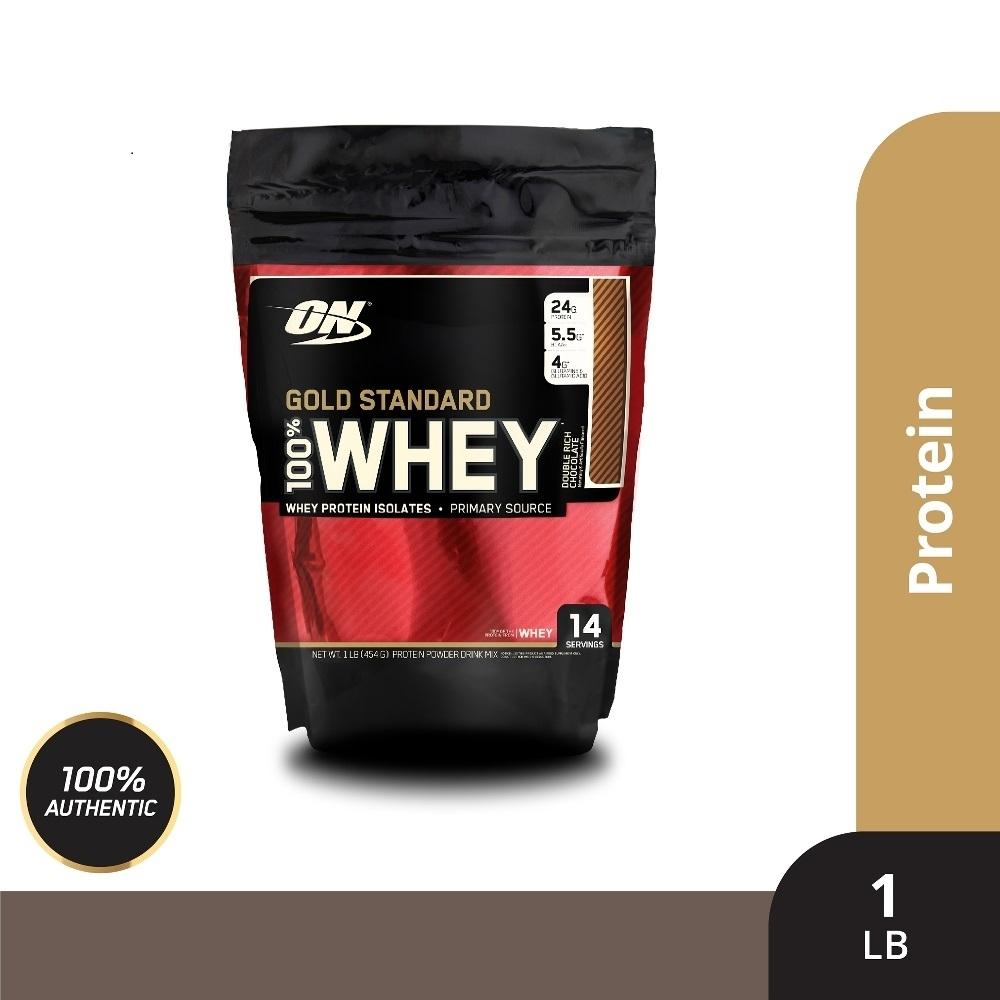 [美國 ON] 金牌 WHEY 乳清蛋白(1磅/袋)