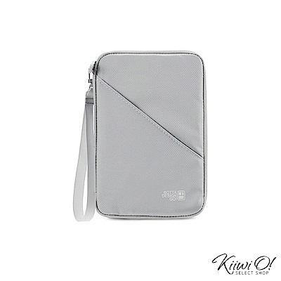 Kiiwi O! UltraLight系列 護照包/證件包 LUCE 薄霧灰
