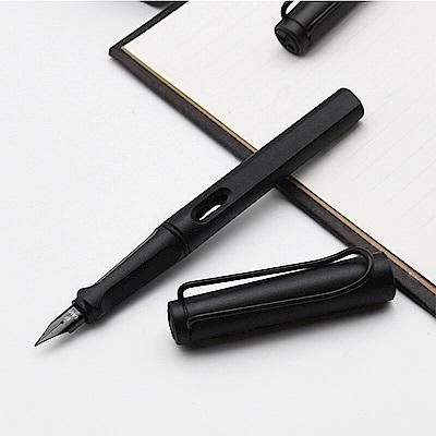 德國 LAMY 狩獵系列 限量款 2018 極致黑 44 鋼筆