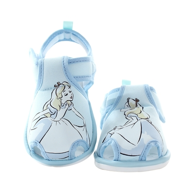 魔法Baby 幼童鞋 台灣製迪士尼公主授權正版寶寶嗶嗶鞋 sd3198