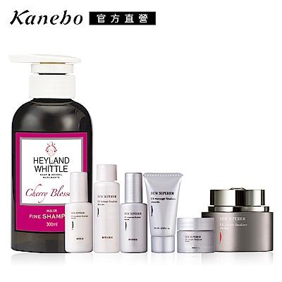 【Kanebo 佳麗寶】DEWS EX立體膠原活膚霜晶抗皺保溼頂級限量組