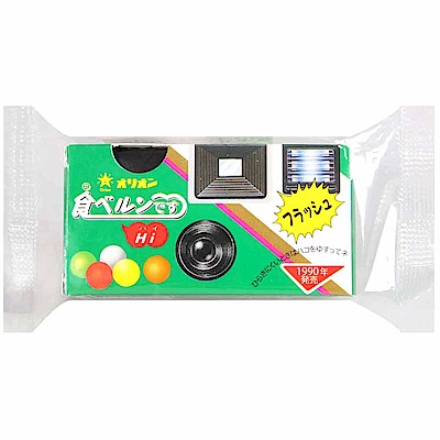 Orion相機造型汽水糖24g
