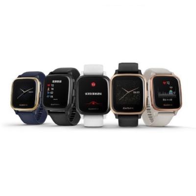 GARMIN VENU SQ Music GPS 智慧腕錶 血氧監測