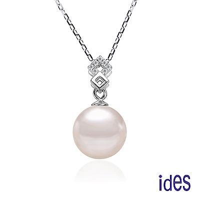ides愛蒂思 日本設計AKOYA經典系列珍珠項鍊7-8mm/知性