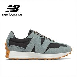 [New Balance]復古運動鞋_中性_黑灰色_MS327RE1-D楦
