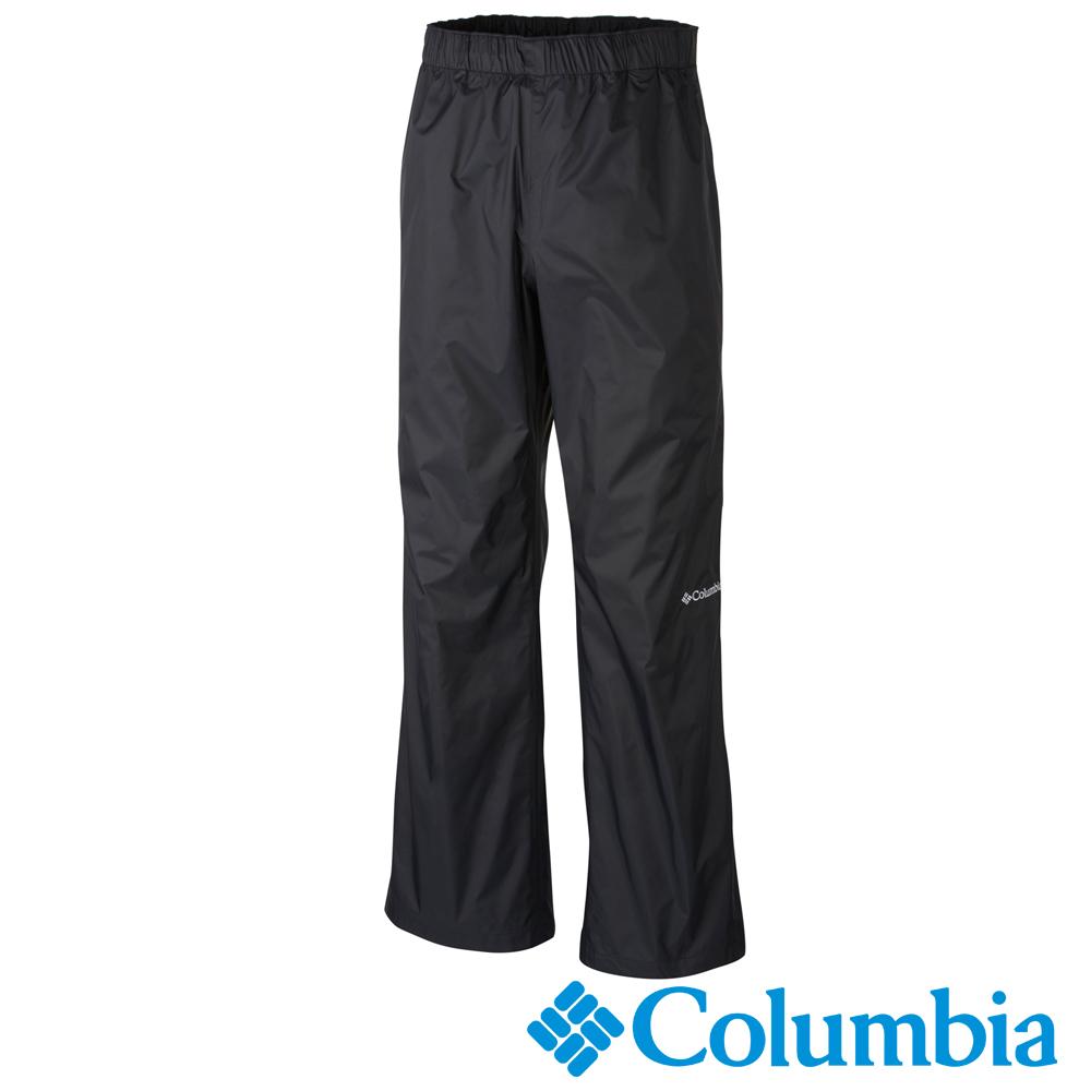 Columbia哥倫比亞 男款-Omni-Tec防水長褲-黑 UXM81750