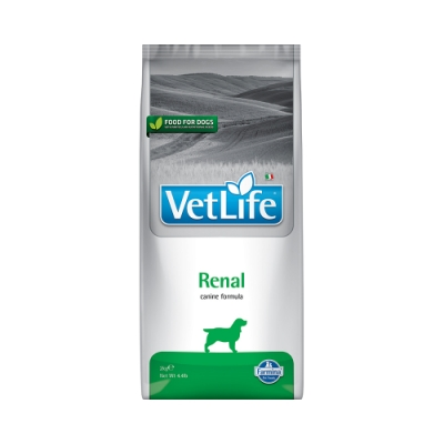 Farmina法米納 天然處方系列-犬用腎臟配方2KG