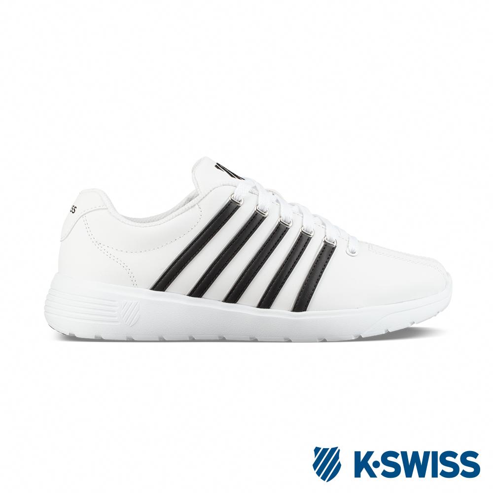 K-SWISS Pro Active L CMF休閒運動鞋-男-白/黑