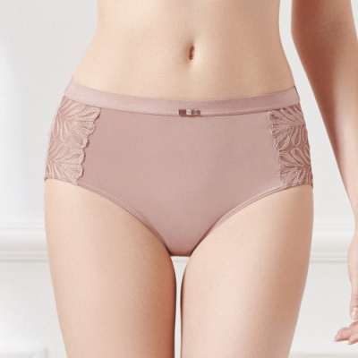 黛安芬-輕塑美型系列平口內褲 M-EL 溫柔慕斯