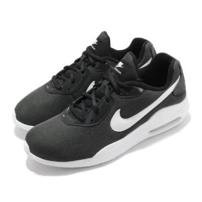 Nike 休閒鞋 Air Max Oketo 運動 女鞋 基本款 氣墊 舒適 避震 球鞋 穿搭 黑 白 CD5449001