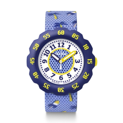 FlikFlak 兒童錶 ICY BEACH 清涼海灘-34.75mm