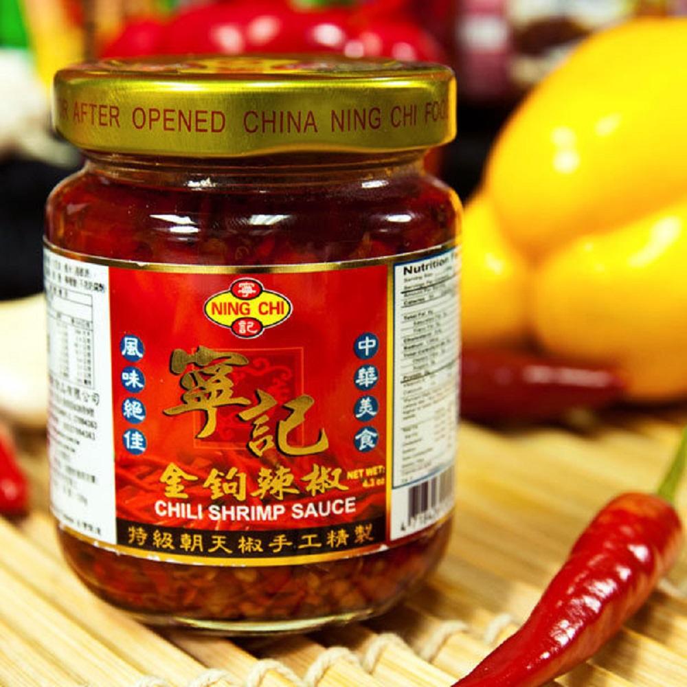寧記 金鉤辣椒 (120g/罐,共兩罐)