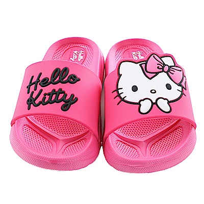 Hello Kitty休閒拖鞋 sk0514 魔法Baby