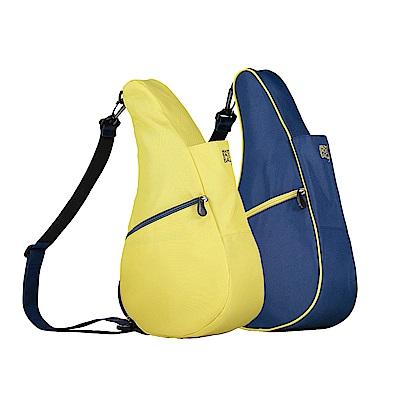Healthy Back Bag 雙面水滴單肩側背包-S 檸檬黃