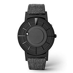 大英博物館典藏 全台首款觸感腕錶EONE Bradley-行星黑