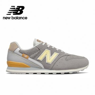 【New Balance】復古運動鞋_女性_奶油黃灰_WL996CPC-B楦