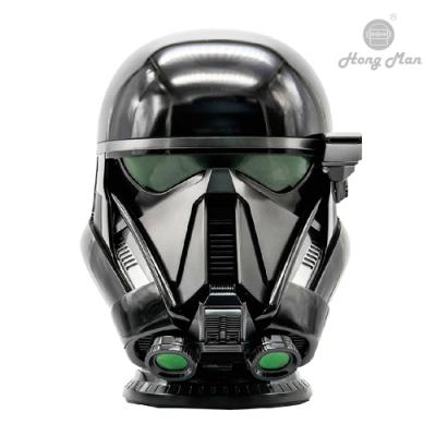 CAMINO 星際大戰系列 死亡部隊兵頭盔 1:1藍牙音響