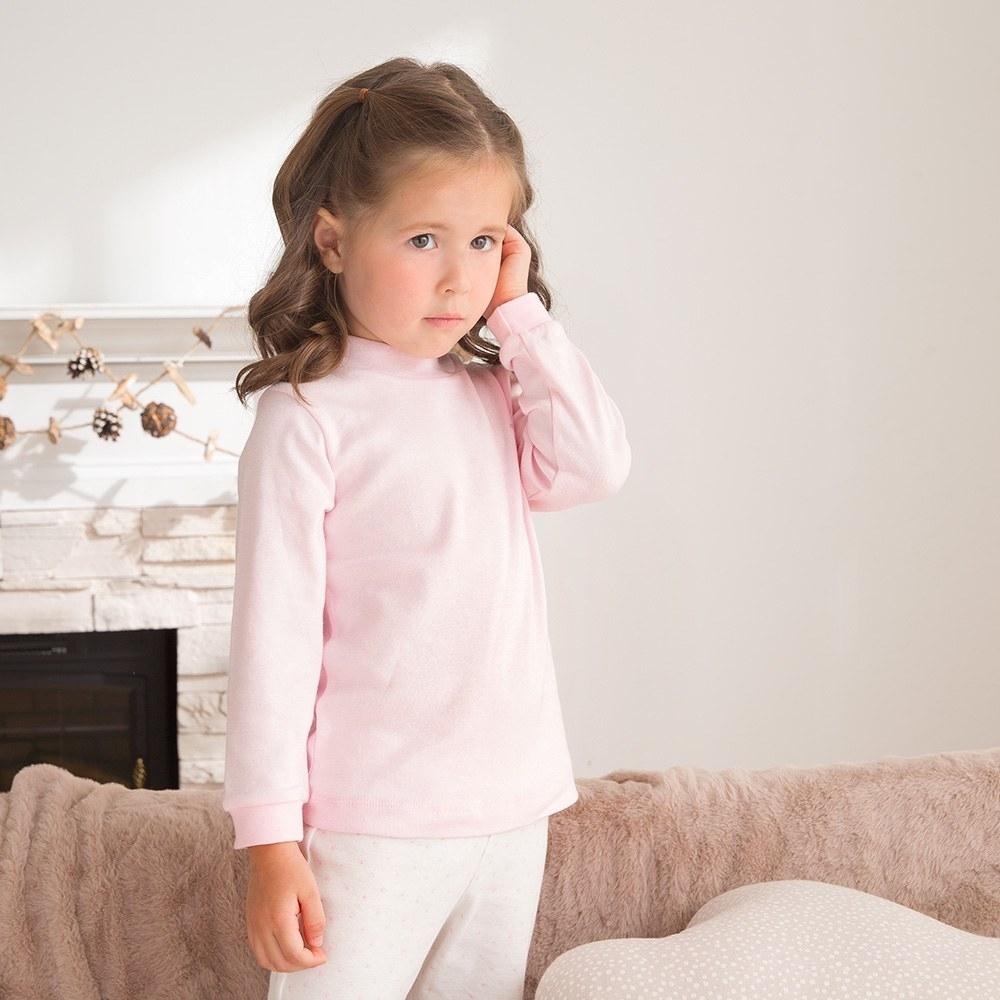 奇哥 腳ㄚㄚ高領衫 1-5歲 (2色選擇)
