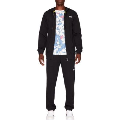 【時時樂】ASICS亞瑟士 品牌週限定$849 男版 運動風格上衣 長袖T 長褲 帽T 連帽T恤 運動休閒