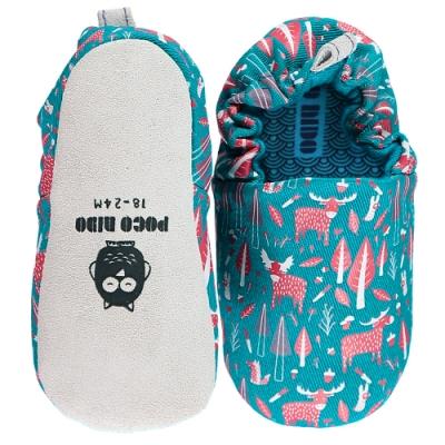英國 POCONIDO 手工嬰兒鞋 (慕斯小麋鹿)