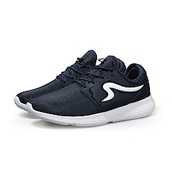 【ZEPRO】男子CITY RUN系列運動時尚休閒鞋-海軍藍