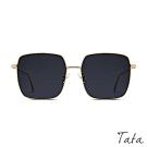 方形金屬框太陽眼鏡 共三色 TATA