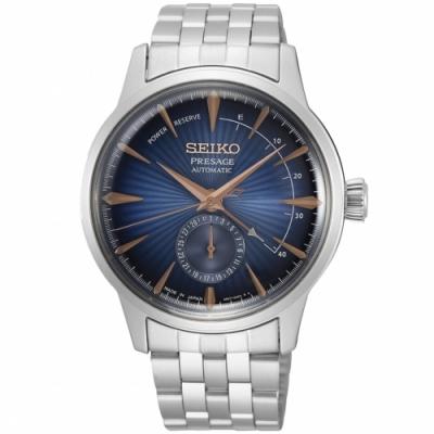 SEIKO精工 PRESAGE 中央動力儲存顯示機械錶(SSA403J1)