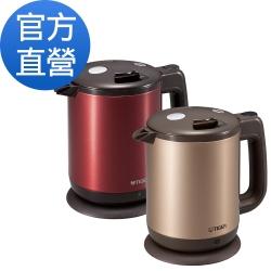 TIGER虎牌  0.8L電器快煮壺(PCD-A08R)