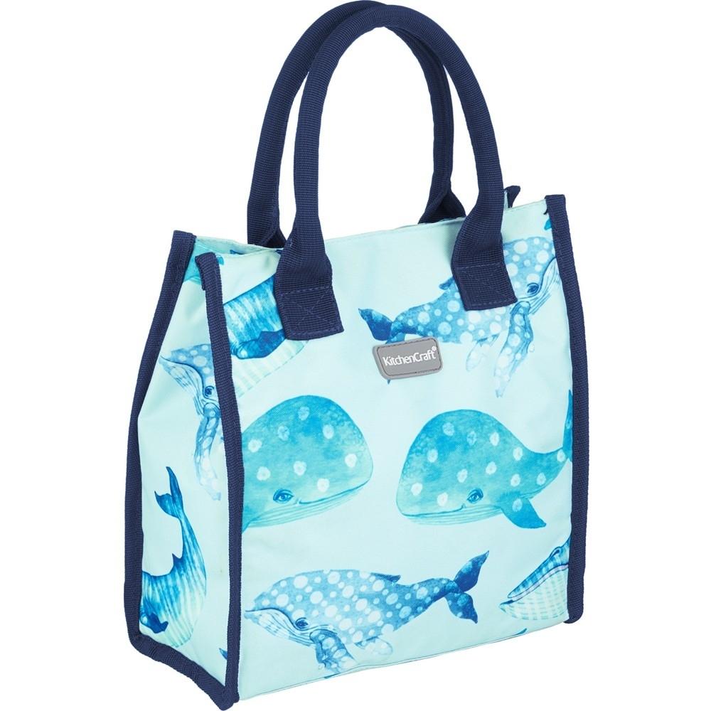 《KitchenCraft》手提保冷袋(鯨魚4L)