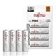 Fujitsu 富士通 低自放電3號1900mAh鎳氫充電電池 HR-3UTC (3號4入) product thumbnail 1