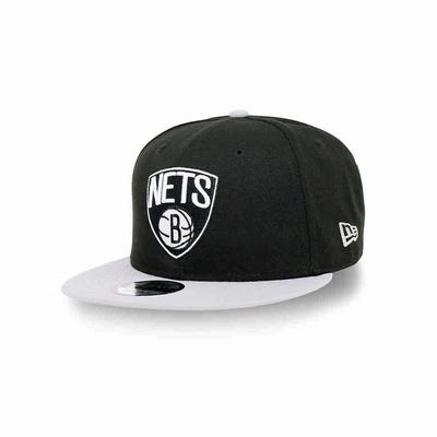 New Era 9FIFTY 950 NBA 兩色帽 籃網隊