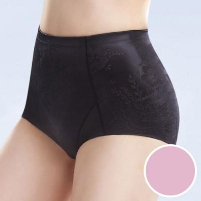 華歌爾 BABY HIP 64-90標準腰短管修飾褲(粉紫) 壓腹提臀 無縫無痕不露痕跡