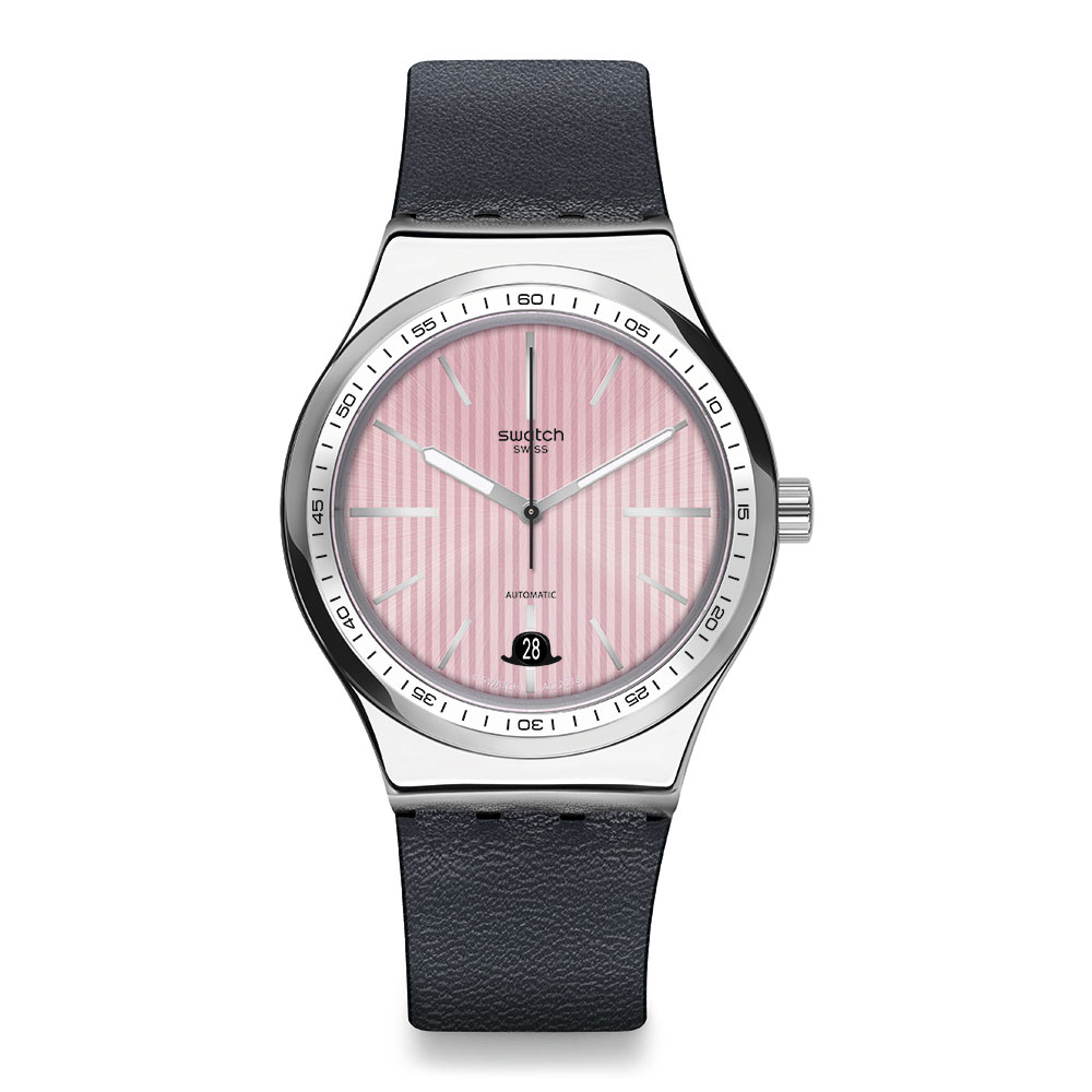 Swatch 51號星球機械錶SISTEM JERMYN手錶