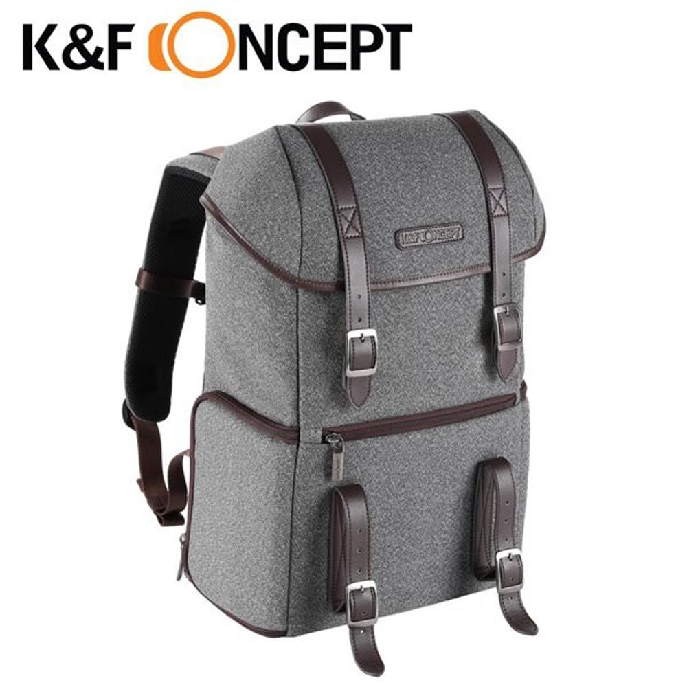 【K&F Concept】休閒者 專業攝影單眼相機後背包(KF13.080)