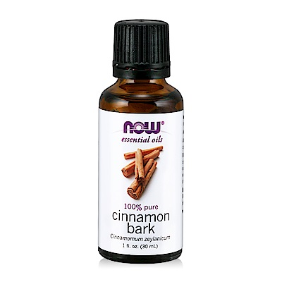NOW Cinnamon Bark Oil錫蘭肉桂精油(30 ml)