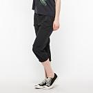 Hang Ten - 女裝 - ThermoContro吸濕快乾機能抽繩褲 - 黑