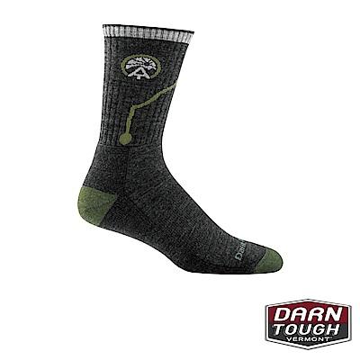 【美國DARN TOUGH】男羊毛襪ATC Micro健行襪(2入隨機)