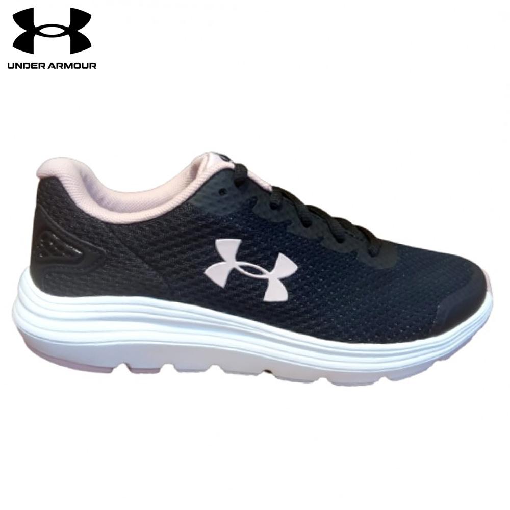 【UNDER ARMOUR】女 Surge 2慢跑鞋(3022605-004)