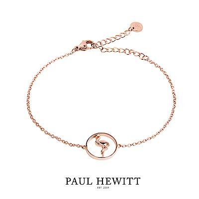 PAUL HEWITT Bracelet Tropicool 紅鶴玫瑰金手鍊