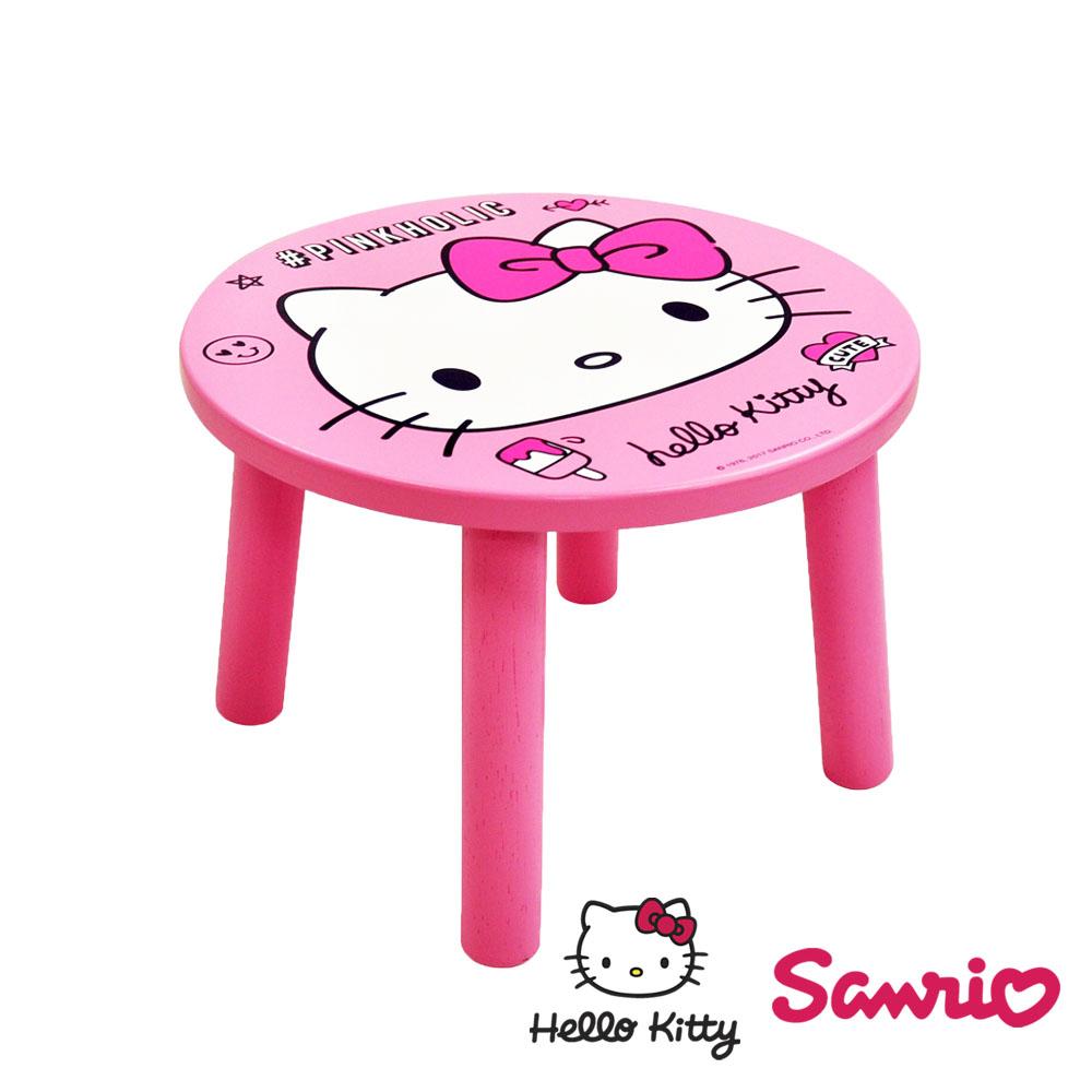 Hello Kitty 超可愛 KITTY 矮凳 和室椅 椅子 兒童椅