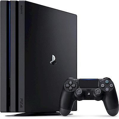 [暑期活動限定] PS4 Pro 1TB主機 台灣公司貨 (黑色)