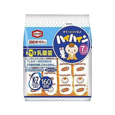 龜田製果 嬰兒米餅乳酸菌口味(53g)