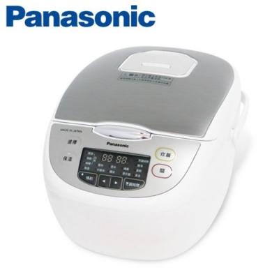 Panasonic 國際牌 日本製10人份微電腦電子鍋 SR-JMX188