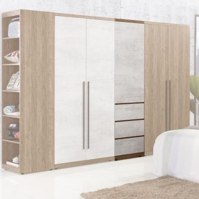 H&D 緹諾1.5尺三抽衣櫃