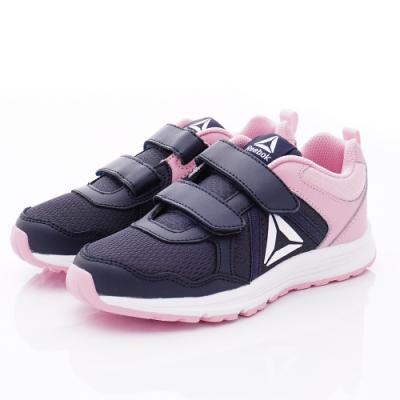 Reebok頂級童鞋 輕量雙絆帶運動鞋款 EI593深藍(中小童段)