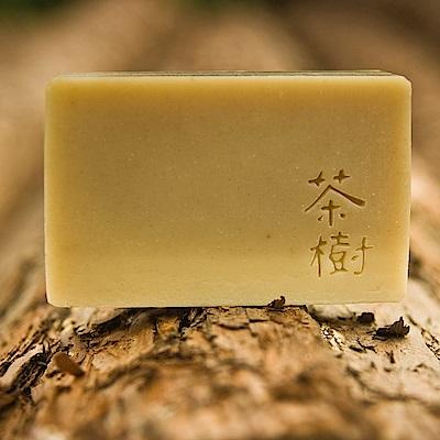文山手作皂-淨顏茶樹_潔顏皂