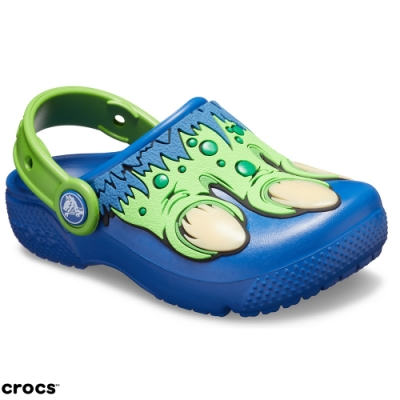 Crocs 卡駱馳 (童鞋) 恐龍小克駱格 205341-4GX