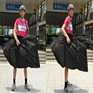 SOLAR自行車26吋攜車袋贈前叉防護條.800D一體式環繞擴充層三角收納方便公路車攜車袋