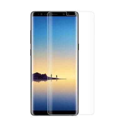 光學盾 SAMSUNG Galaxy Note 9 UV 光學全膠鋼化膜 (含燈)