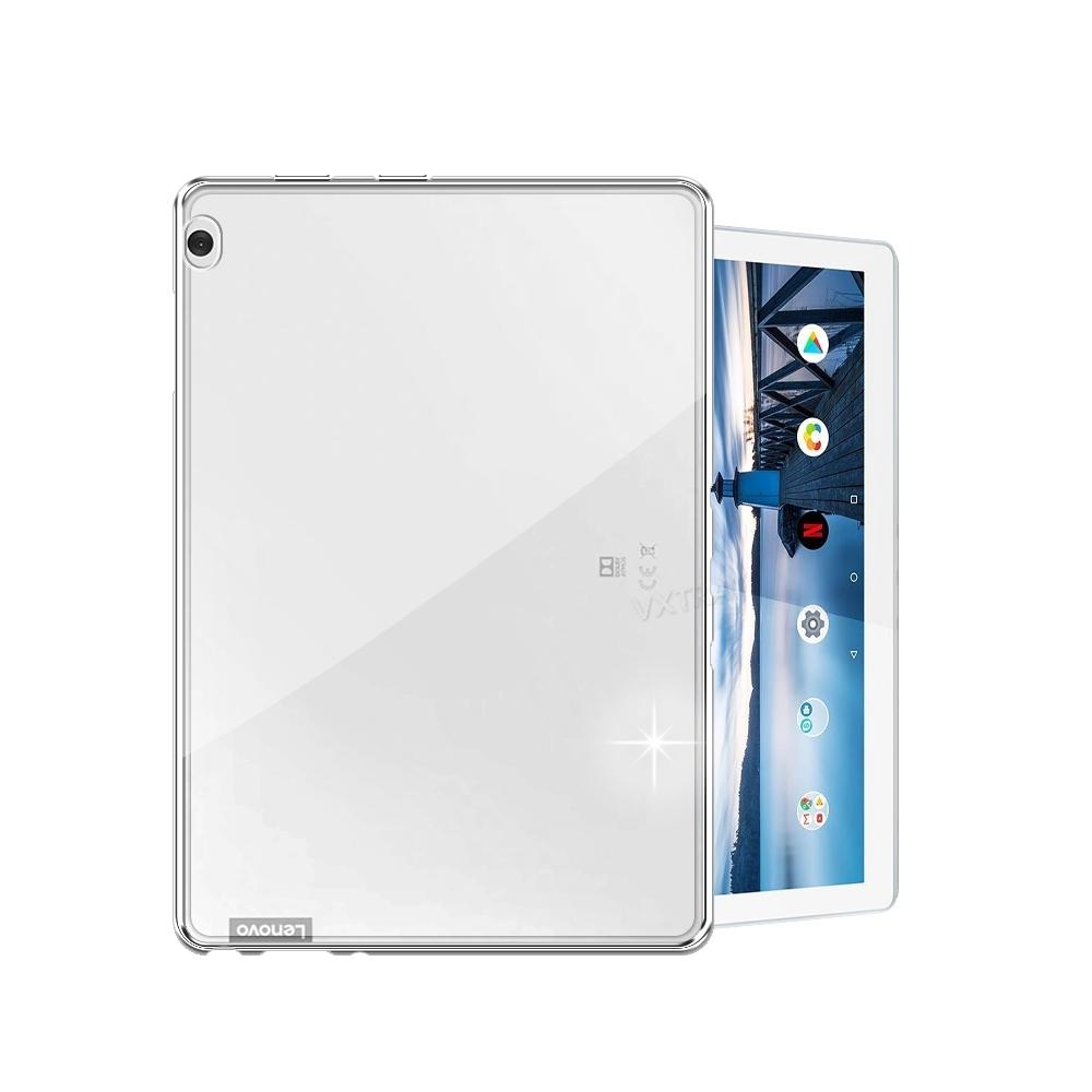 VXTRA 聯想 Lenovo Tab M10 10.1吋 清透磨砂質感 TPU保護軟套